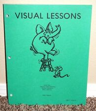 VISUAL LESSONS AIDS FOR FHE, SUNDAY SCHOOL LESSONS by Alma Heaton LDS MORMON PB