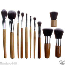 11X Professionale Set trucco Pro Kit Pennelli Kabuki cosmetici strumento