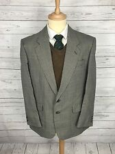 Mens Dunn & Co Jacket/Blazer - 42S - Check - Wool Blend - Great Condition
