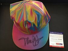 Michael J. Fox Back To The Future Brand New Hat Signed Auto PSA/DNA COA