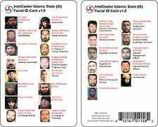 IntelCenter Islamic State (IS) Facial Identification Card v1.0 Default Title