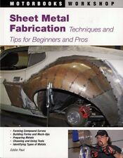 Sheet Metal Fabrication: Techiques and Tips Book