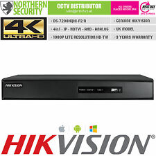4-in-1 8 Channel HIKVISION TURBO HD-TVI AHD IP 4K DVR NVR HD CCTV Video Recorder