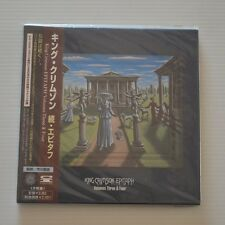 KING CRIMSON - EPITAPH VOL. THREE & FOUR - 1997 JAPAN LTD. EDITION 2CD MINI-LP