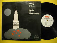 STUDIO G-MUSIC FOR SYNTHESIZERS-VOL.3-MOOD MUSIC-ELECTRONIC SYNTH-LIBRARY-LISTEN