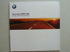 Prospekt BMW Faszination 1998, 2.1997, 48 S. mit M3, Z3, M roadster, 840/850 Ci