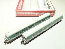 Fleischmann DB AG 614 024-0 türkies/grau 7438 OVP NEU