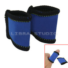 2Pcs Finger Sleeve Band Support Brace Protector Sports Volleyball Basketball