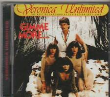 Veronica Unlimited - Gimme More... The Best Of Singles Collection (1977-1982) CD
