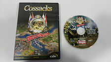 COSSACKS EUROPEAN WARS JUEGO PC CD-ROM ESPAÑOL CDV GAME WORLD