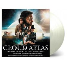 Tom Tykwer - Cloud Atlas - Soundtrack (Ltd White Numbered 180g 2LP Vinyl) NEU!