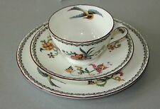 Aynsley Trio  Cup, Saucer and Plate.         1905-1925  Art Deco/Nouveau