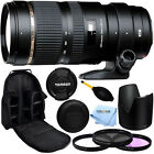 Tamron SP 70-200mm f/2.8 Di VC USD Zoom Lens for Nikon - Pro Bundle BRAND NEW!!