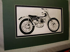 1965 Bultaco Sherpa T SpainMotorcycle Exhibit from Automotive Museum