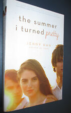 The Summer I Turned Pretty by Jenny Han Softcover Book 9781416968290