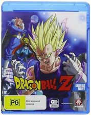 Dragon Ball Z-Season 8 (2015, Blu-ray NIEUW)4 DISC SET