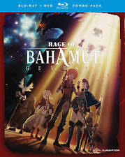 Rage of Bahamut: Genesis -The Complete Series (Limited Edition Blu-ray/DVD Combo