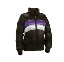 New Salomon Manero Women's Down Jacket (Komando/Amethyst, Large)