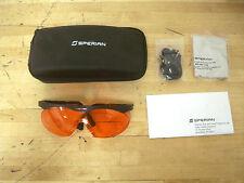 Sperian Laser Safety Glasses LSK-ARGON/KTP, Orange Lens, 50%  (Q2)