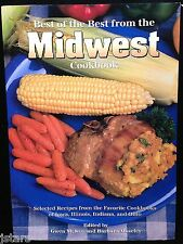 BEST OF THE BEST FROM THE MIDWEST COOKBOOK by McKEE and MOSELEY