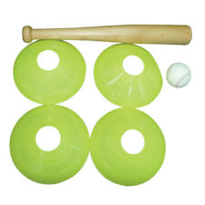 Debut Sports Rounders Kit - Bat, Ball & Cones