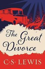 THE GREAT DIVORCE by C.S. Lewis BRAND NEW BOOK We Ship Worldwide!