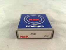 NSK Bearings 6805 208 Ball Bearing NIB!