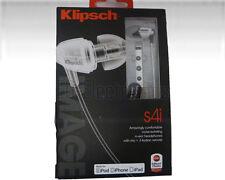 Klipsch Image S4i In-Ear Kopfhörer weiss (W14-DT6825)