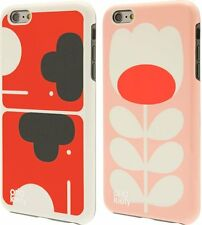 Orla Kiely: éléphant & Tulipe Double Paquet Officiel Etui pour iPhone 6 PLUS de