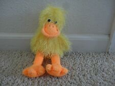 Ty Punkies Collection Duck Plush 7""