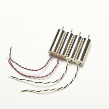 4Pcs Micro Motor Set for Hubsan x4 H107L Quadcopter Mini Quad Flyer UFO 7*20mm X