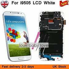 Assembly For Samsung Galaxy S4 i9505 LCD Digitizer Touch Screen Display White UK