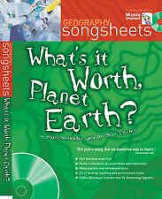What's It Worth, Planet Earth? (Songsheets), Davies, Suzy - Audio CD Book NEW 97