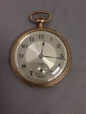 Estate Howard Pocket Watch   --- 17 Jewels