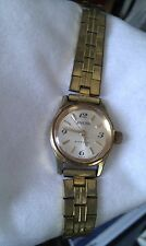 Ladies Enicar Seapearl Automatic Watch, Gold Plated EPSA STOP Compressor Case