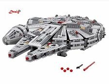 Lego Star Wars - Millennium Falcon- 75105 *NEW - NO MINIFIGURES*