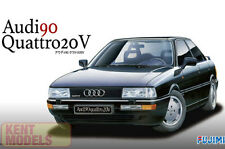 FUJIMI PLASTIC MODEL KIT 1;24 SCALE AUDI 90 QUATTRO 20V PLASTIC MODEL KIT