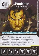 Punisher Big Nothing #120 - Avengers vs X-Men - Marvel Dice Masters