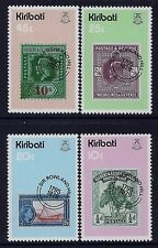 1979 KIRIBATI SIR ROWLAND HILL SET OF 4 FINE MINT MNH/MUH