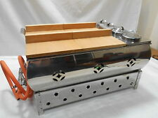 Secondhand Like New Gas Bain Marie Buffet Food Warmer Cooker Oven