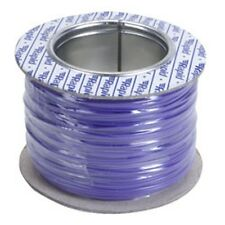Model Railway/Railroad Layout/Point Motor etc Wire 100m Roll 7/0.2mm 1.4A Violet