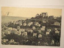 Marburg - 1916-castillo de montaña conexión casas-Corps Teutonia-Burschenschaft