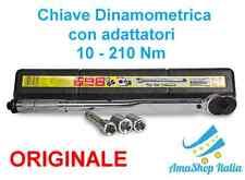 Chiave dinamometrica da 10 - 210 Nm, Kgs certificazione TÜV Unitec 20809 OFFERTA