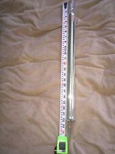 Scientific Glass Apparatus Silvered Vacuum Distillation 620mm