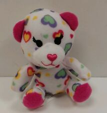 Build a Bear Workshop Endless Hugs and Friendship Teddy Mc Donald's Happy Meal