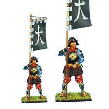 First Legion: SAM034 Samurai Standard Bearer - Takeda Katsuyori Banner