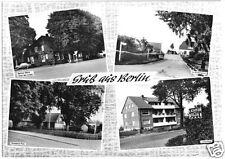 AK, Seedorf, OT Berlin, vier Abb., um 1975