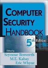 Computer Security Handbook Set (2009, Paperback)
