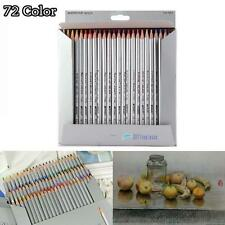 72 Colors Marco Fine Art Drawing Oil Base Non-toxic Pencils For Artist Sketch TL