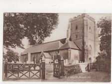 Westham Church Sussex Vintage Postcard 678a